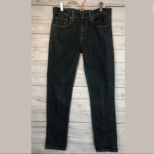Levi's size 31x32 511 jeans denim